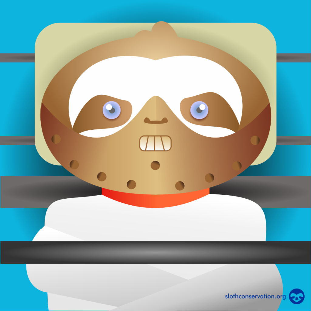 Hannibal Lecter Sloth